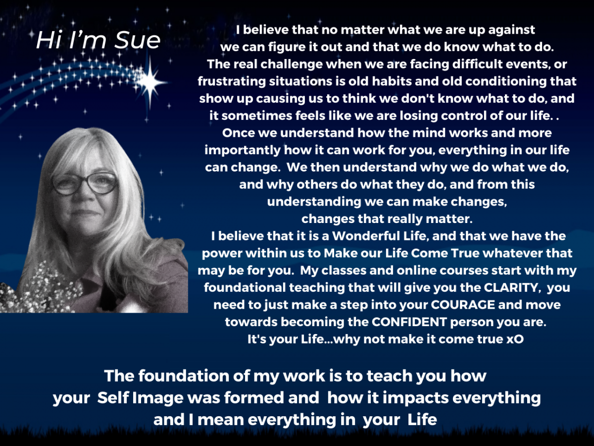 Home Page 2 The foundation of my work is to teach you and your self image was formed and how it impacts everything andi mean everything in your Life